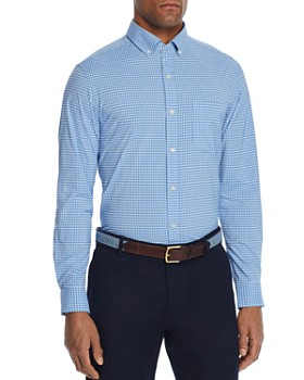 Vineyard Vines - Bavaro Plaid Classic Fit Button-Down Shirt