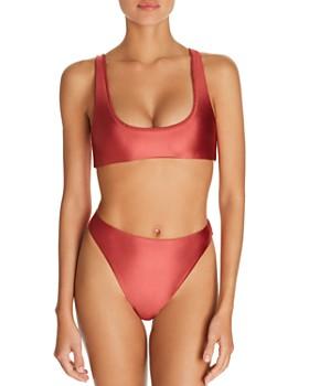 Dolce Vita - Trail Blazer Bikini Top & Trail Blazer High-Waist Bikini Bottom