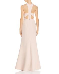 BCBGMAXAZRIA - Cutout Mermaid Gown - 100% Exclusive