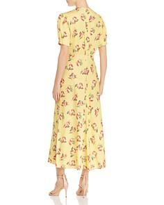 Jill Jill Stuart - Floral Midi Dress