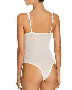 Hanky Panky - Bridal Collection Duchess Deep-V Bodysuit - 100% Exclusive