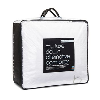 Bloomingdale's - My Luxe Asthma & Allergy Friendly® Lightweight Down Alternative Comforter, King - 100% Exclusive