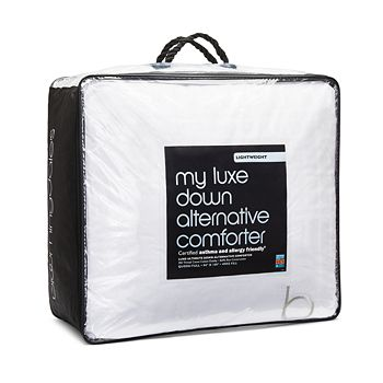 Bloomingdale's - My Luxe Asthma & Allergy Friendly® Lightweight Down Alternative Comforter, Full/Queen - 100% Exclusive