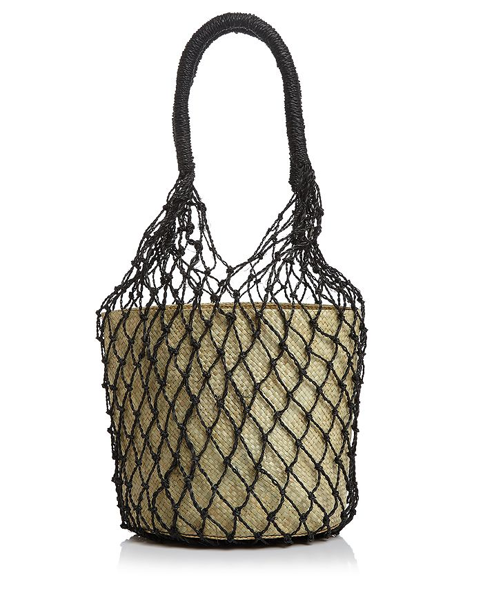 AQUA - Rai Large Net Bucket Bag - 100% Exclusive