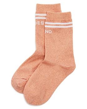 MOTHER - Metallic Socks