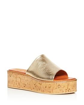 Kurt Geiger - Women's Maci Platform Slide Sandals
