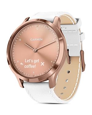 Vivomove Hr Rose Gold Touchscreen Hybrid Smartwatch