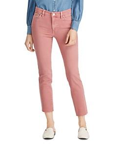 Ralph Lauren - Premier Straight Ankle Jeans