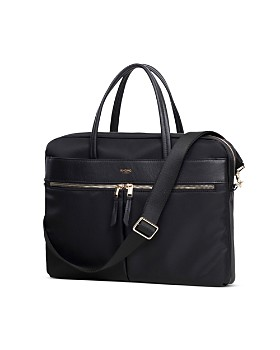 "Knomo - Mayfair Hanover 14"" Slim Briefcase"