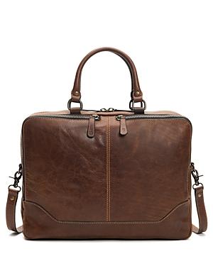 Frye Men\\\'s Logan Leather Work Bag-Men
