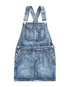 Polo Ralph Lauren - Girls' Denim Overall Dress - Big Kid
