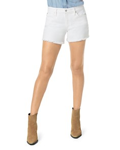 Joe's Jeans - The Ozzie 4 Cutoff Denim Shorts in Carol