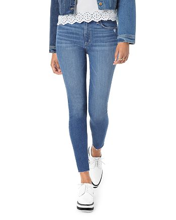 Joe's Jeans - The Hi Honey Crop Skinny Jeans in Penelope