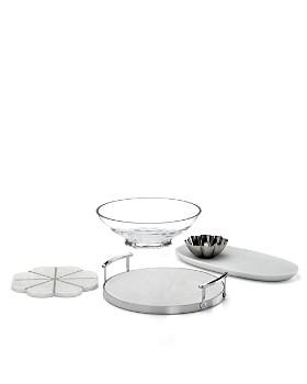 kate spade new york - Gramercy Oval Platter & Bowl Set