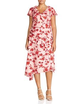 Blush Pink Plus Size Dresses - Bloomingdale\'s