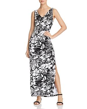 Tommy Bahama Dresses BUONA SERA SLEEVELESS PRINTED MAXI DRESS