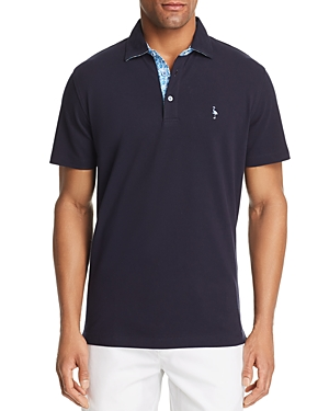 Tailorbyrd T-shirts TAILORBYRD HANLEY PIQUE CLASSIC FIT POLO SHIRT