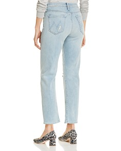 MOTHER - The Tomcat Relaxed-Fit Jeans in Super Blast From The Past