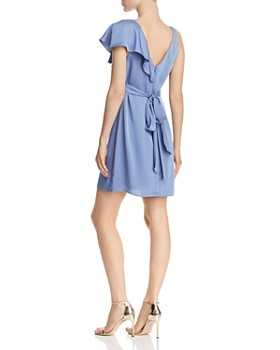89ace4c11d7ea ... BCBGMAXAZRIA - Ruffled Cocktail Dress - 100% Exclusive
