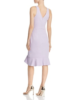 Betsey Johnson - Flounced-Hem Dress