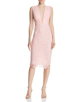 SAU LEE - Kendall Lace Dress