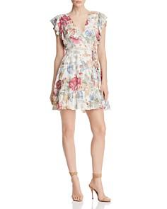 WAYF - Arin Mini Wrap Dress