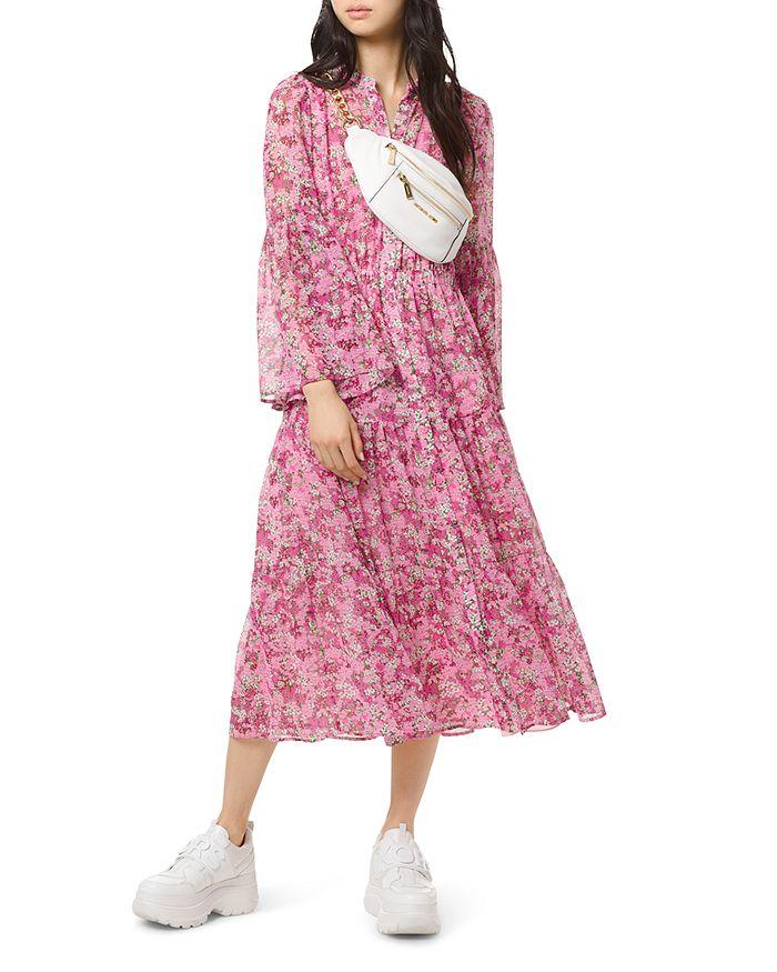 20756fa558 MICHAEL Michael Kors - Enchanted Bloom Midi Dress