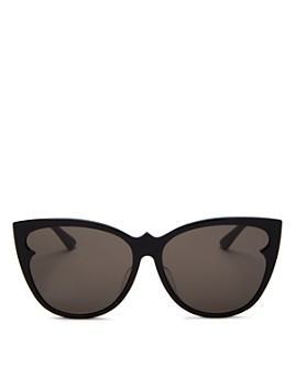 McQ Alexander McQueen - Women's Oversized Cat Eye Sunglasses, 59mm