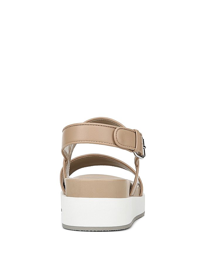 f65796f0b0a7 Via Spiga - Women s Davi Leather Platform Sandals