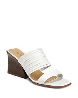 Via Spiga - Women's Mariam Wedge Heel Sandals