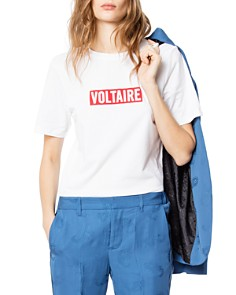 Zadig & Voltaire - Bella Logo Tee