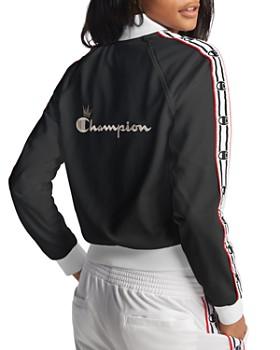 Champion - Logo Track Jacket