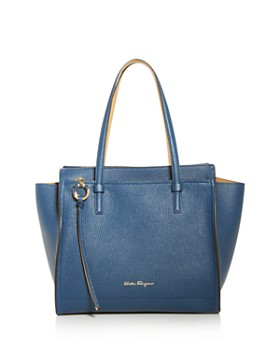 Salvatore Ferragamo - Medium Amy Leather Tote