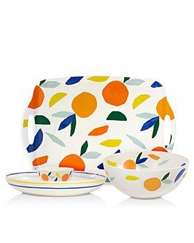 kate spade new york - Citrus Twist Serveware Collection