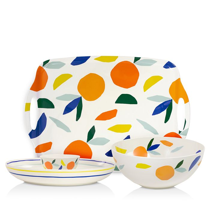kate spade new york - Citrus Twist Serveware Collection