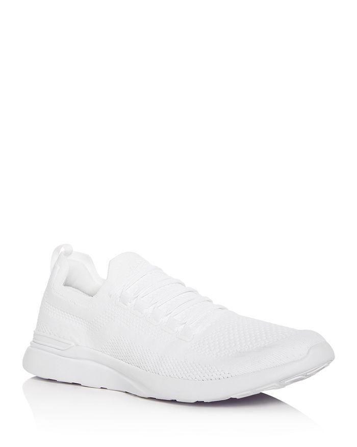 a36421f90592 APL Athletic Propulsion Labs - Men's Techloom Breeze Knit Lace-Up Sneakers