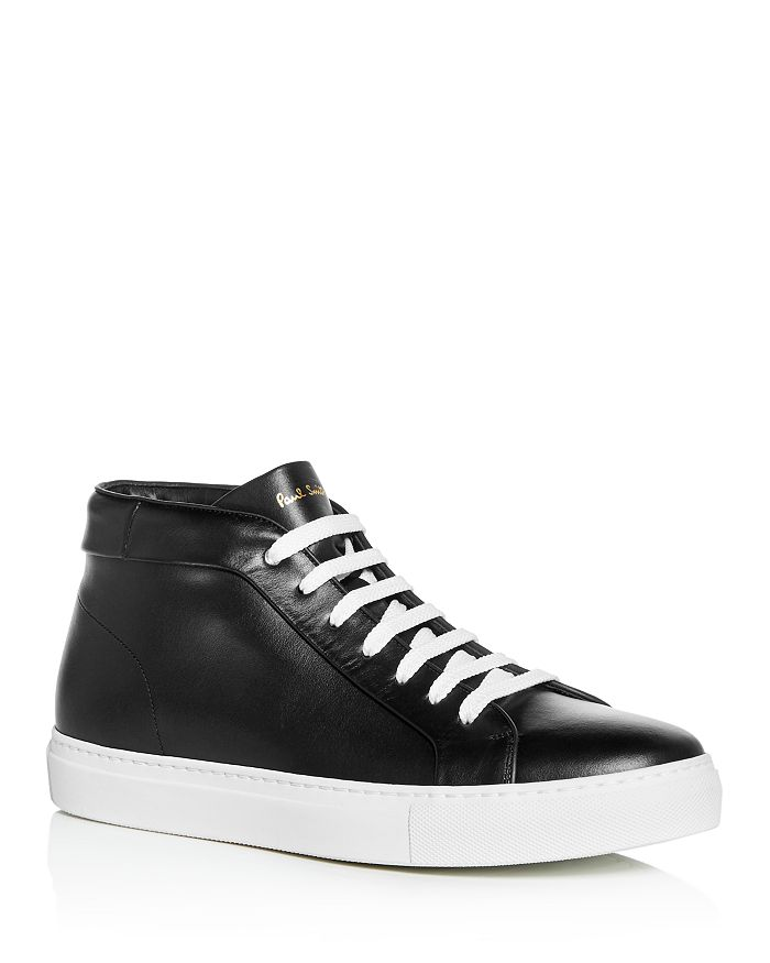 Paul Smith - Men's Ace Leather High-Top Sneakers