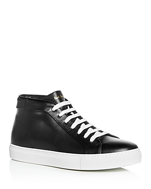 Paul Smith Men's Ace Leather High-Top Sneakers
