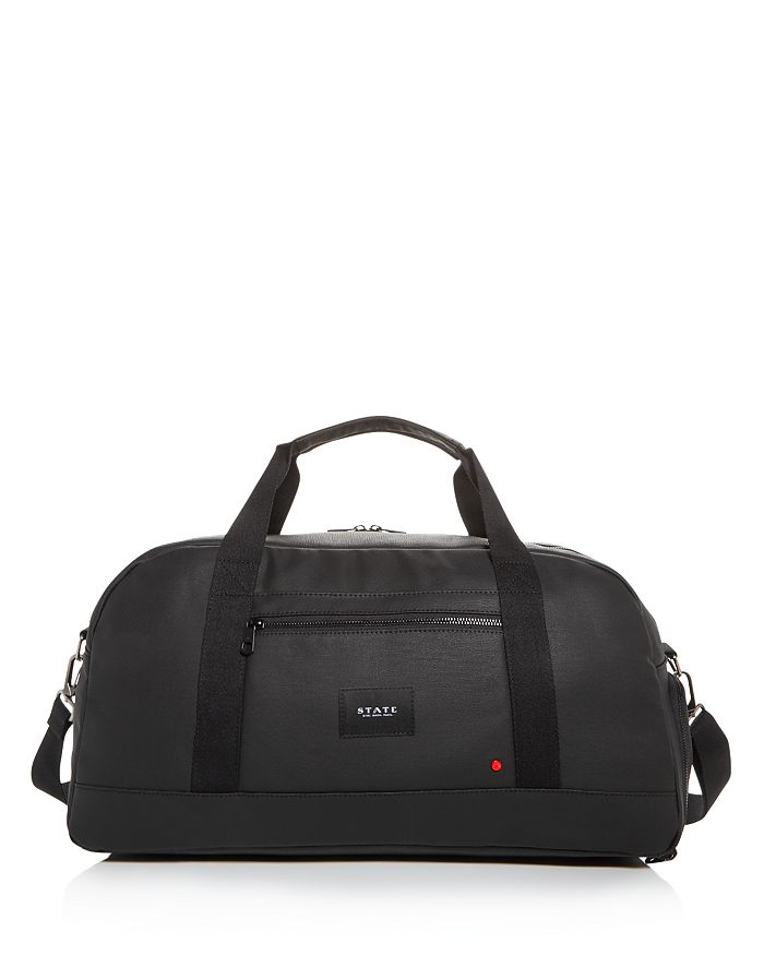 STATE - Franklin Coated Canvas Duffel Bag