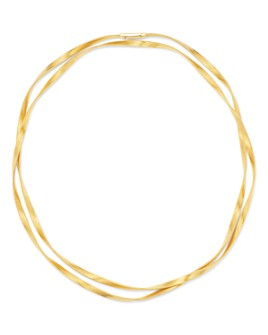 Marco Bicego - 18K Yellow Gold Marrakech Single Strand Long Necklace, 36""