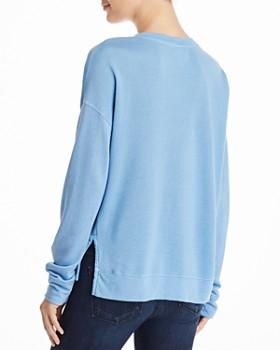 Sundry - High/Low Heart Sweatshirt