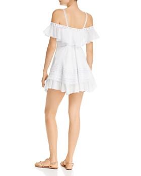 Charo Ruiz Ibiza - Halet Lace Mini Dress