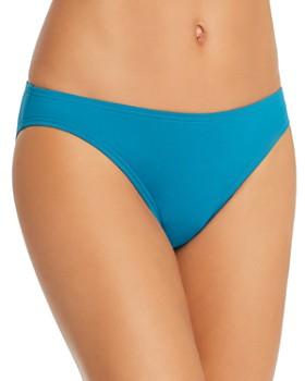 VINCE CAMUTO - Biscayne Bay Illusion Classic Bikini Bottom