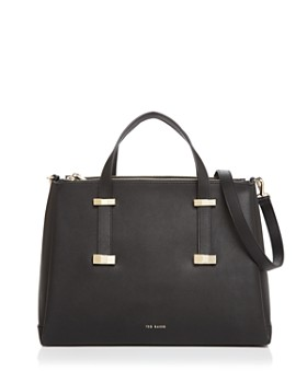 a0d5d5d5f Ted Baker - Judyy Leather Bow Tote ...