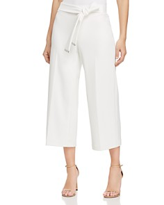Calvin Klein - Belted Culottes