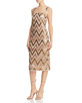 Rachel Zoe - Eileen Sequined Dress