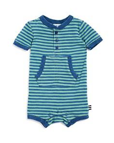 Splendid - Boys' Striped Romper - Baby