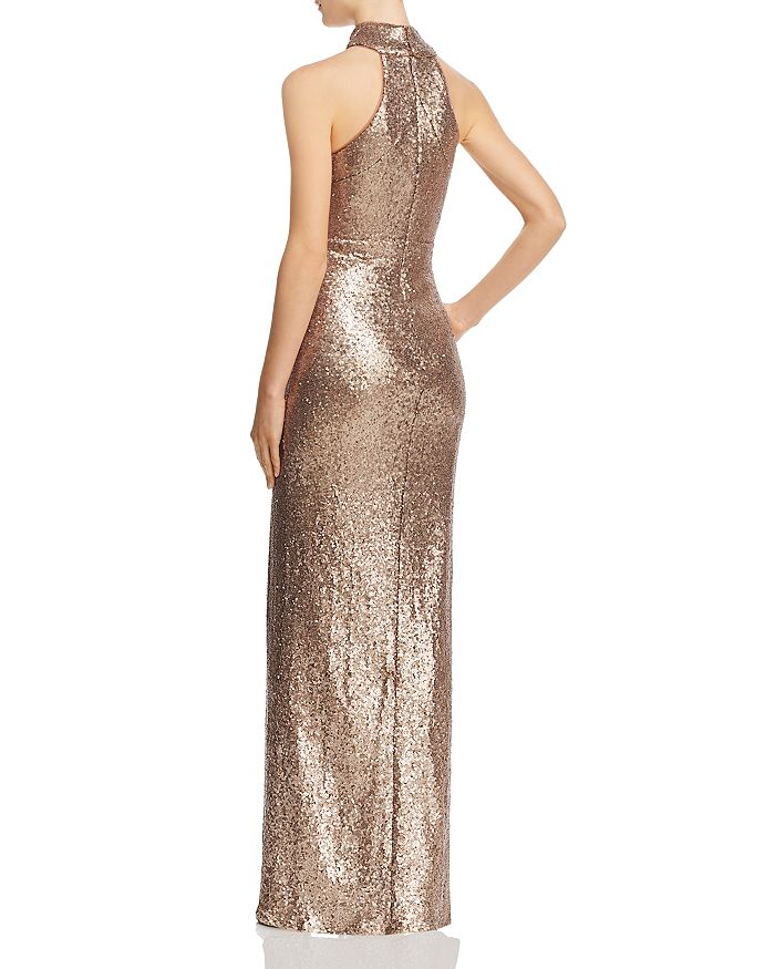 7782683a68360 Bariano Jorja Sequin Gown | Bloomingdale's