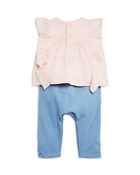 Miniclasix - Girls' Ruffle Top & Pant Set - Baby