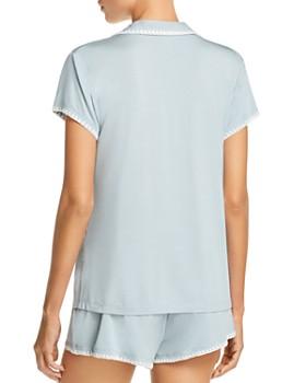 Eberjey - Frida Whipstitch Short Pajama Set